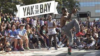 KROW vs Dr TREY Final Battle YAK to the BAY | Oakland ART+SOUL 2015