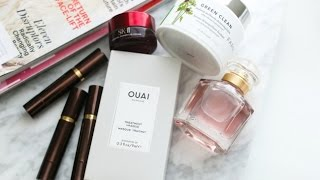 MARCH BEAUTY FAVES!