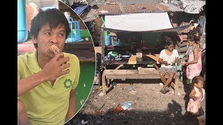 Inside The Filipino Slums Selling