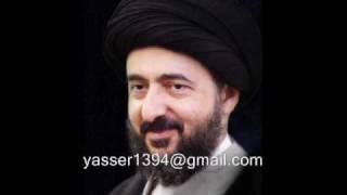 سيد رضا الشيرازي التوسل بالإمام المهدي عجل الله فرجه