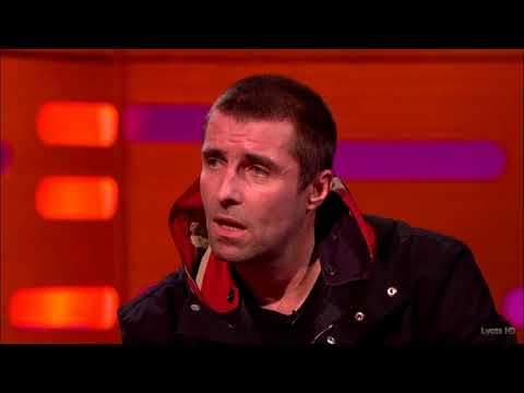 """Liam Gallagher """"For What It's Worth"""" Graham Norton Show 2017  720p"""