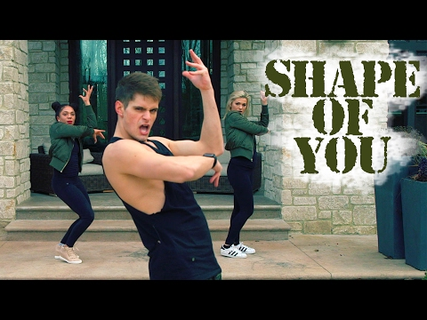 Ed Sheeran Shape Of You The Fitness Marshall Cardio Concert