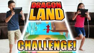 DRAGON LAND Challenge!
