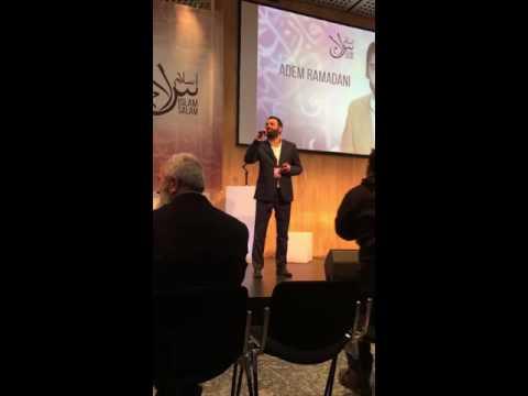 Adem Ramadani - Mulla Jakupi Ilahi Live ne Zürich 2016