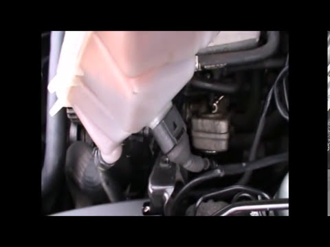 MK5 Golf GTI PCV valve replacement - video download