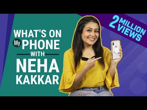 Xxx Mp4 Neha Kakkar What S On My Phone Fashion Lifestyle Pinkvilla Oh Humsafar Song 3gp Sex