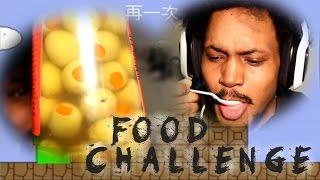 WORST IDEA EVER | Cat Mario (COMPLETE) [Manzanilla Olive Food Challenge]