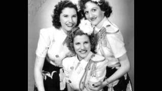 Three Little Sisters - Andrew Sisters