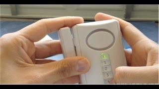 Off Grid Alarm System - SHTF Home Security Plan - Wireless Alert