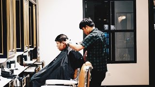 CHIEF BARBERSHOP! YOUR ULTIMATE PLACE TO CUT IT! (BAHASA) | RABIN'S JOURNAL