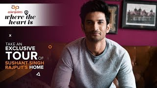 Asian Paints Where The Heart Is Season 2 Featuring Sushant Singh Rajput