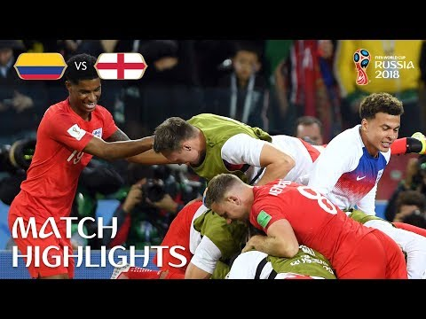 Xxx Mp4 Colombia V England 2018 FIFA World Cup Russia™ Match 56 3gp Sex