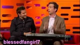 Ed Helms singing Hangover 1 song (Graham Norton Show)
