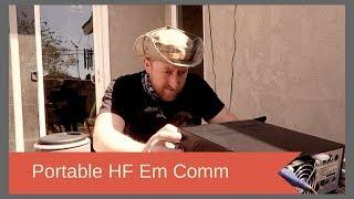 Portable Amateur HF Emergency Communications | EmComm Part 3