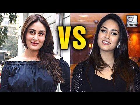 Big DIFFERENCE Between Kareena Kapoor & Mira Rajput! | LehrenTV