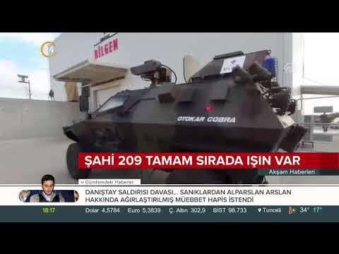 Türkiye savunma sanayi alanında dev adımlar atıyor