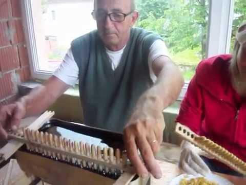 Ekrem Karahodžić proizvodnja matične osnove