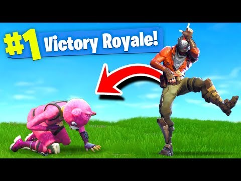 The Most TOXIC Players in Fortnite Battle Royale