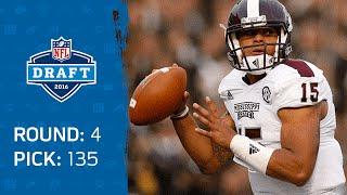 Dak Prescott (QB) | Pick 135: Dallas Cowboys | 2016 NFL Draft