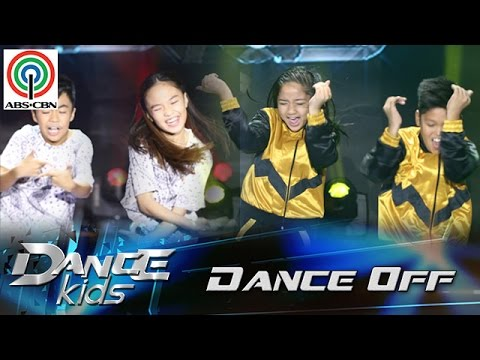Dance Kids 2015 Dance Off Lucky Aces vs. West One Movers