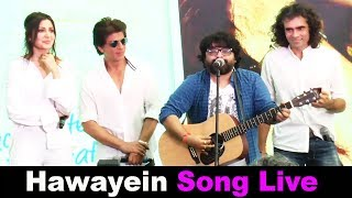 pc mobile Download Pritam Singing Hawayein Song Live On Stage For Fans