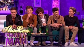 One Direction - Full Interview on Alan Carr: Chatty Man