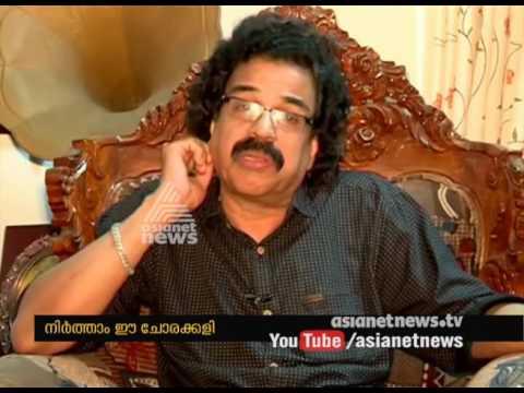 M Mukundan and CV Balakrishnan responses to Political Murder in Kannur
