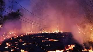Hawaii volcano eruption: 5.6m EARTHQUAKE strikes HAWAII blasting ash cloud 10,000 ft