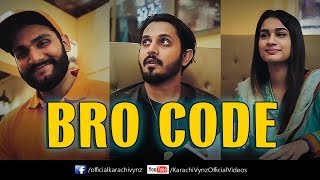 THE BROTHER CODE | Karachi Vynz Official