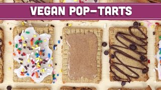 Healthy Pop Tarts! Homemade, Vegan & Gluten Free! Mind Over Munch