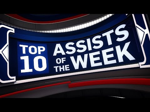Top 10 State Farm Assists of