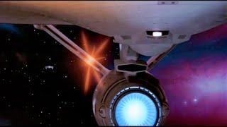 Wrath of Khan - Mutara Nebula Battle 1  [CC]