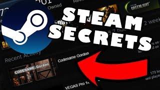 STEAM Secrets, Tricks And Hidden Games 1080p HD
