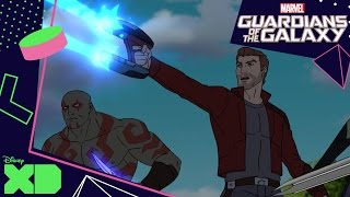 Guardians of the Galaxy: Shorts   Guardians Reunited!   Official Disney XD UK