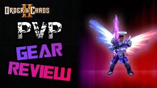 Order and Chaos 2: Redemption - PvP Gear Review
