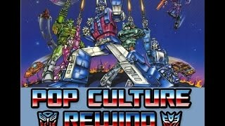 PCR #08 - Transformers: The Movie (1986) Commentary Episode!