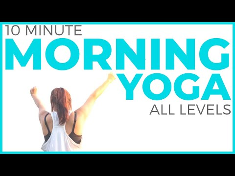 Xxx Mp4 10 Minute Mindful Morning Yoga Routine All Levels 3gp Sex