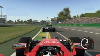 F1 GP Australia 2016 Albert Park (Clasificación y Carrera / Start & Race) || F1 2015 PC Español