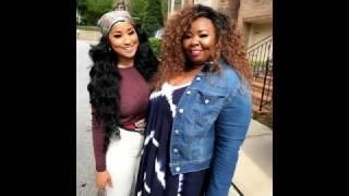 #Tammy Rivera and her mom look like sisters! Mom stopped time! #LHHATL 6 star gets it from her mama!