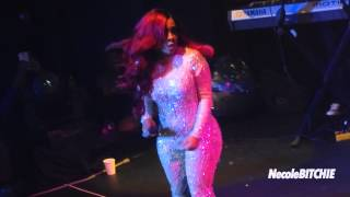 K. Michelle Performs 'I Just Can't Do This' Highline Ballroom