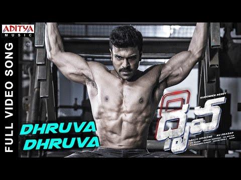 Dhruva Dhruva Full Video Song   Dhruva Full Video Songs   Ram Charan,Rakul Preet   HipHopTamizha