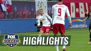 RB Leipzig vs. FSV Mainz 05   2017-18 Bundesliga Highlights