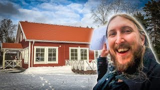 I BOUGHT A HOUSE!
