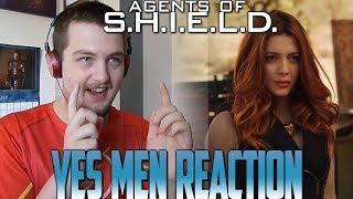 Agents of SHIELD Season 1 Episode 15: Yes Men Reaction