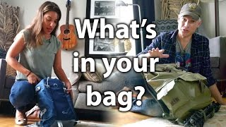 What's in Our Camera Bags (Going to Peru!)
