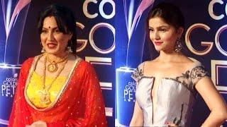 Golden Petal Awards 2017   Shakti – Rubina Dilaik & Kamya Punjabi INTERVIEW   GPA 2017