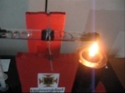 Motor Stirling Casero Bucaramanga