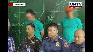 Umano'y mastermind sa pagpatay sa 2 Japanese national sa Palawan, hawak na ng pulis