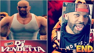 Def Jam Vendetta Walkthrough Gameplay Part 9 - D-Mob! - Game Ending