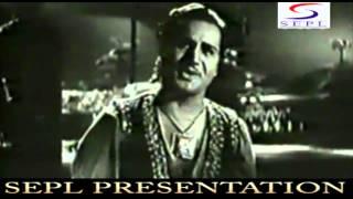Mast Chandni Jhoom Rahi Hai - Geeta Dutt, Mukesh - PYAR KI BAATEN - Nargis ,Trilok Kapoor